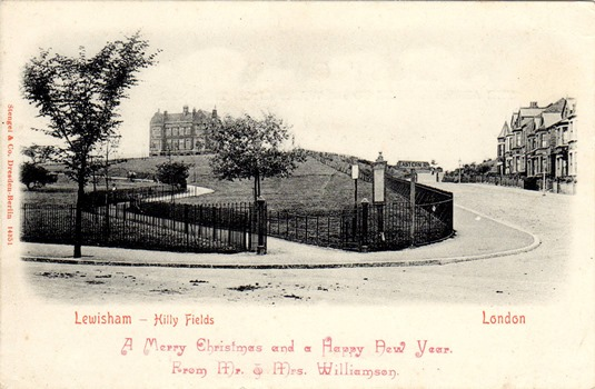 Hilly fields c.1900
