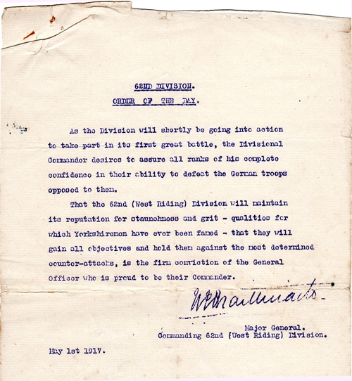 LL May 1917 orders1