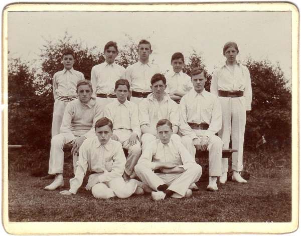 Childhood 21 Cricket 1911