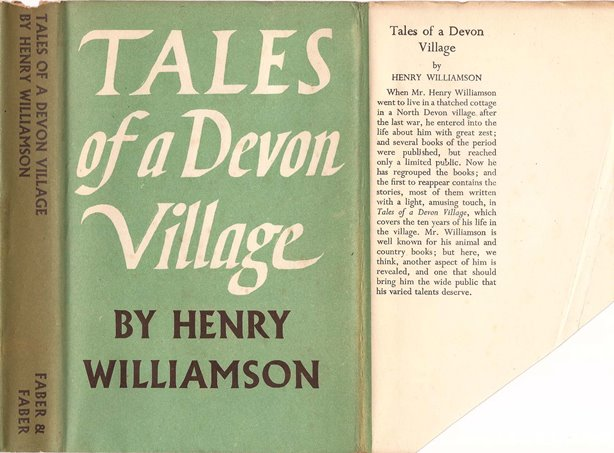 devon tales 1945cover