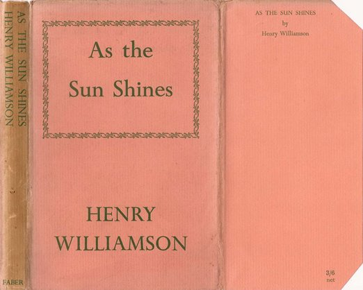 sunshine 1941 cover