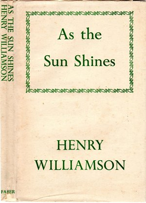 sunshine 1947 cover