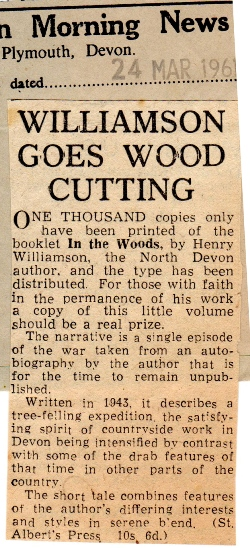 woods review wmn