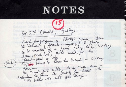 gale 15 Revison notes oct 1968