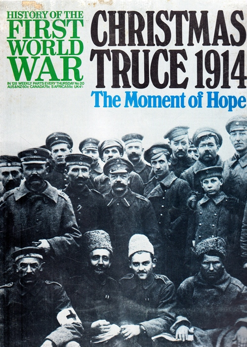 christmas truce cover
