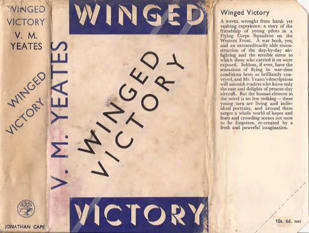 victory cape 1934